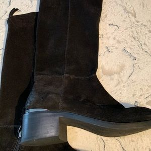 Naughty monkey suede boots